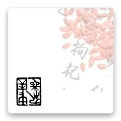 Porcelain Tea Traveller - Red Chrysanthemum