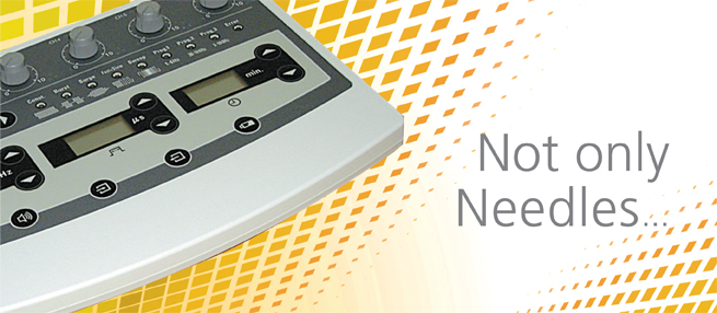 Browse our extensive range of electro acupuncture machines